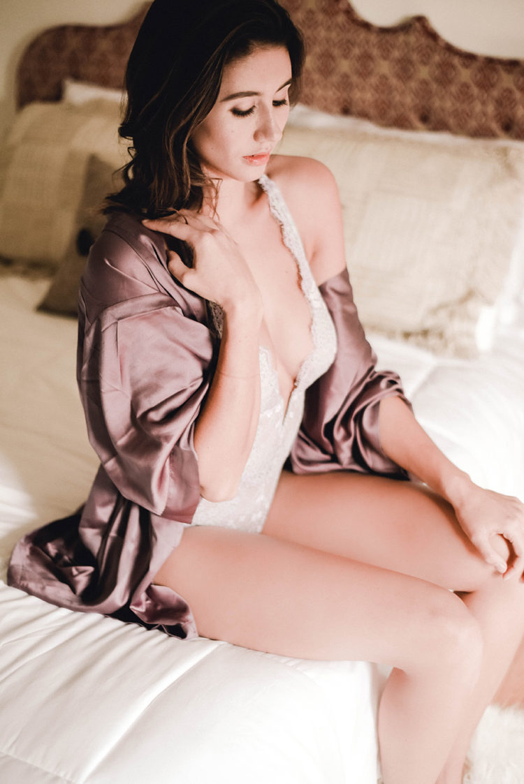 Boudoir Session in Toronto | Toronto Boudoir Photography