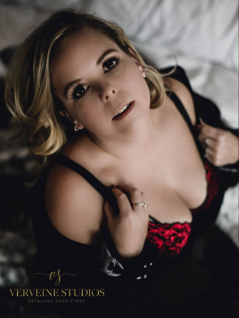 Boudoir Session Toronto | Me Time Equals A Boudoir Session