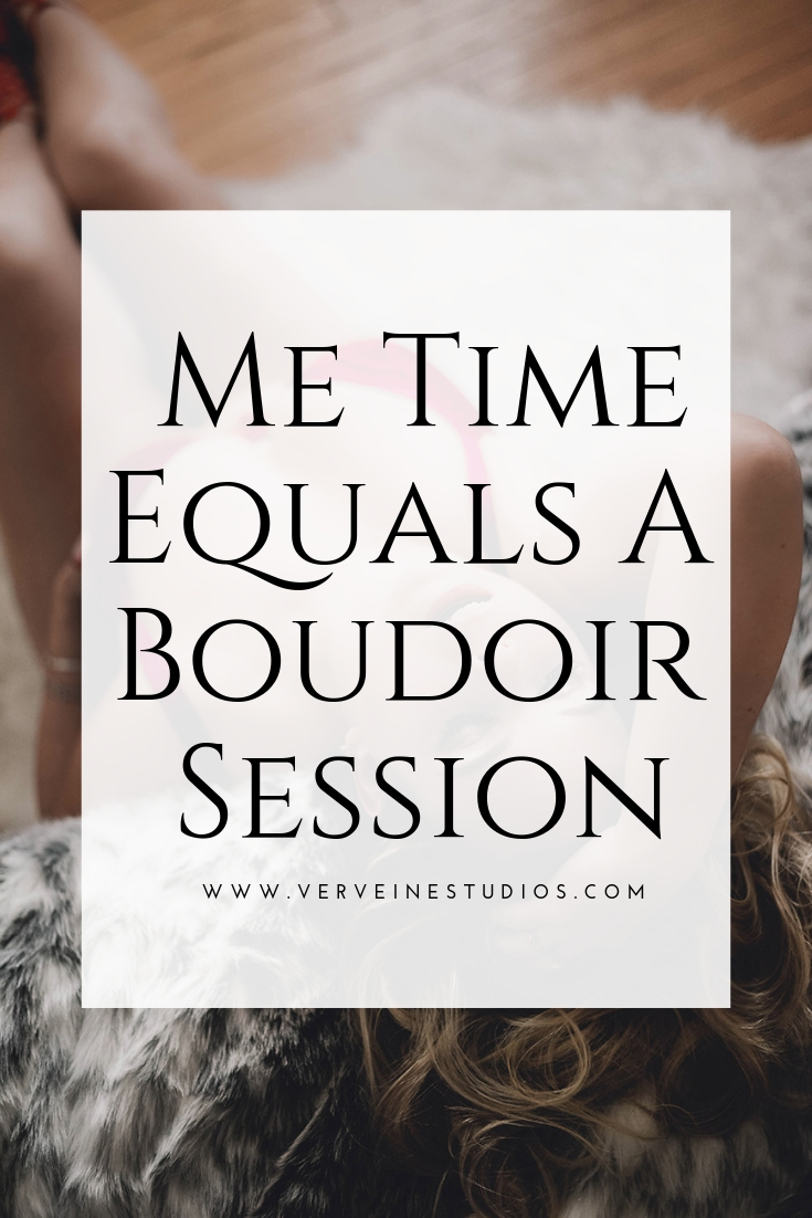 Me Time Equals A Boudoir Session | Best Boudoir Photography Toronto