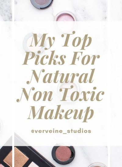 My Top-Picks For Natural Non Toxic Makeup – Toronto Boudoir