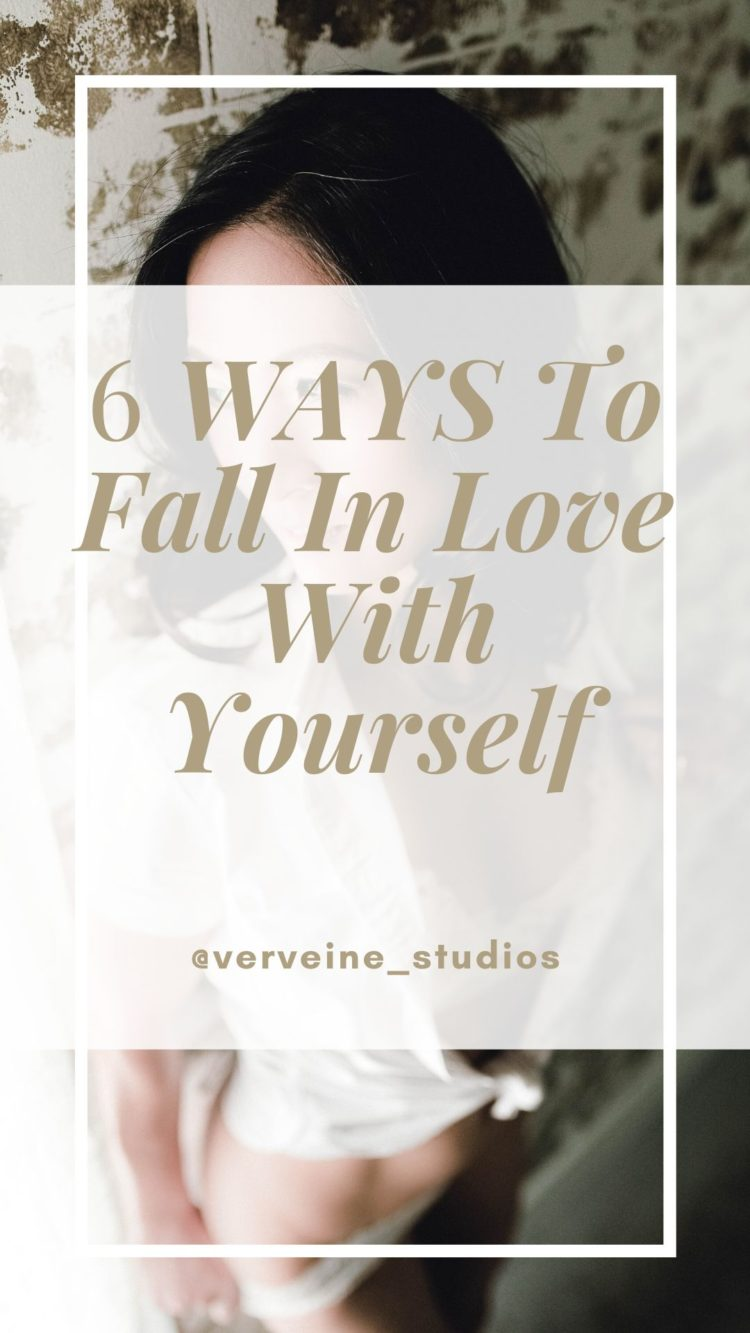 6 ways to fall in love with yourself - Best Boudoir Photography Toronto