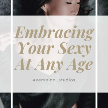 Embracing Your Sexy At Any Age - Best Boudoir Photography Toronto