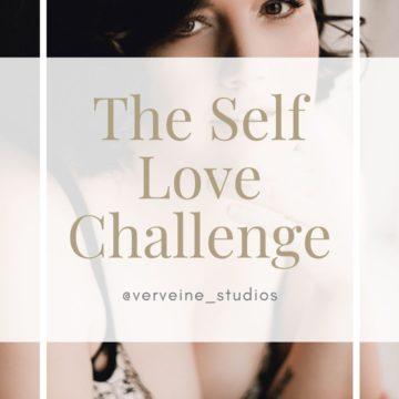 Join The Self Love Challenge - best Boudoir photography Toronto