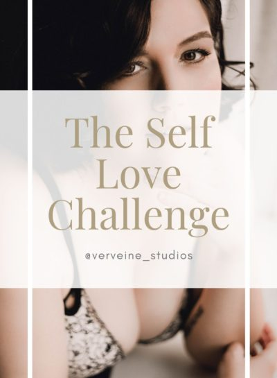 Join The Self Love Challenge – Best Boudoir Photography Toronto